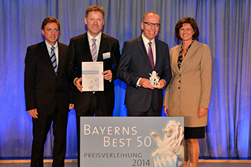 Bayerns Best 50 2014 | IGZ