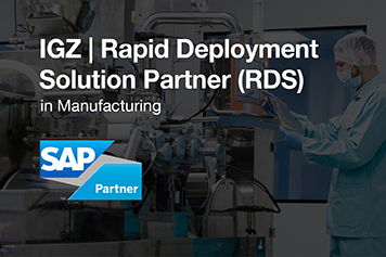 Rapid Deployment Solution Partner | IGZ