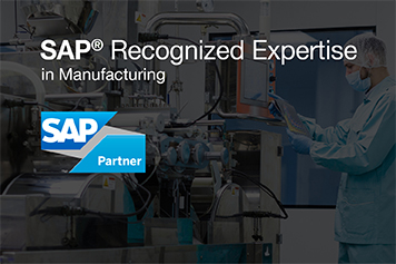 SAP Recognized Expertise Manufacturing | IGZ