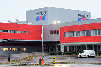 Winkler Logistikzentrum | IGZ