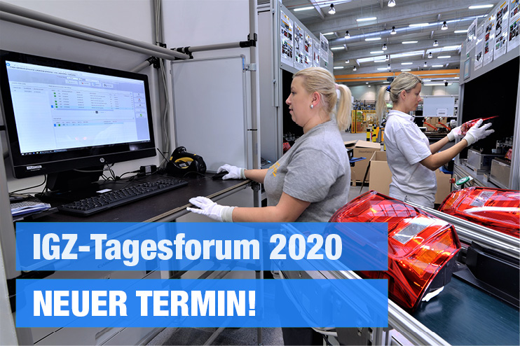 IGZ-Tagesforum SAP Manufacturing 2020