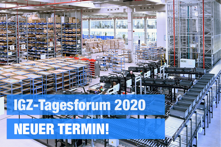 IGZ-Tagesforum SAP Warehousing + Automation 2020