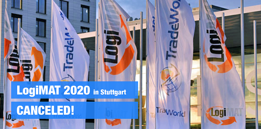 LogiMAT 2020 canceled | IGZ