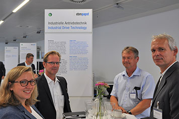 Innovatio@work bei ebm Papst | IGZ