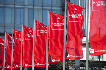 Hannover Messe Industrie 2015 | IGZ