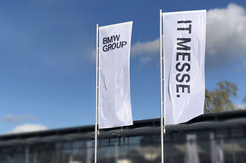 IT Messe BMW Group 2012 | IGZ