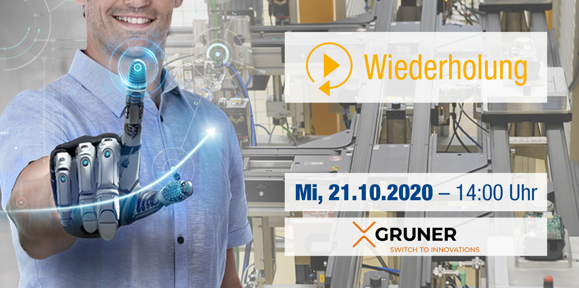 Innovation@Work Webinar Gruner | IGZ