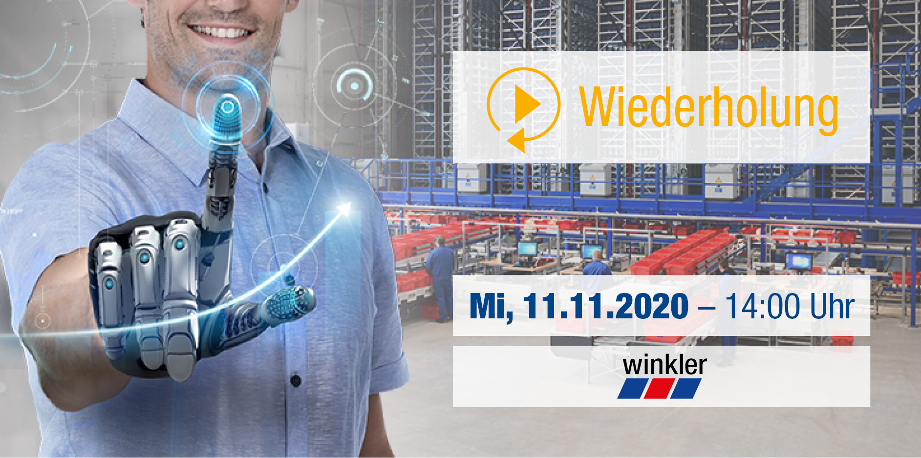 Innovation@Work Webinar Winkler | IGZ