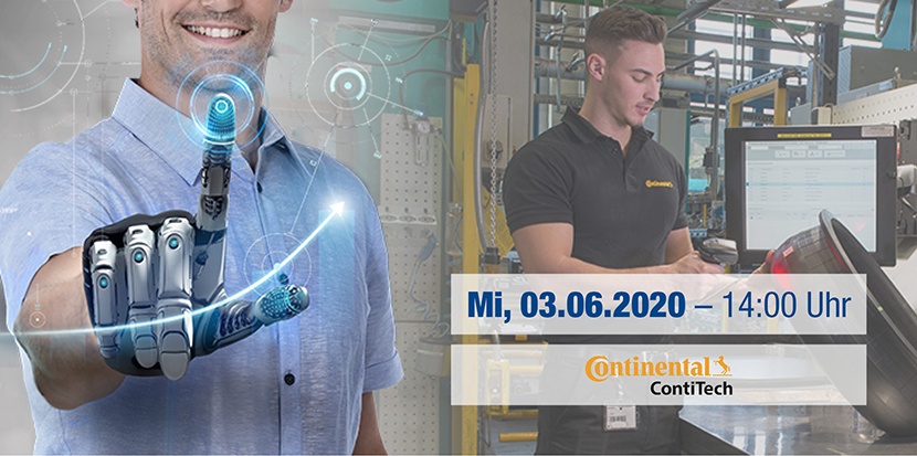 Innovation@Work Webinar ContiTech | IGZ