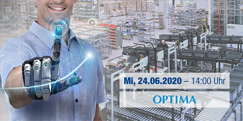Innovation@Work Webinar OPTIMA | IGZ