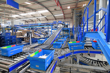 Service for storage and conveyor technology | IGZ