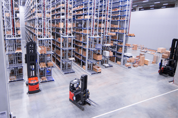 Pallet and cantilever racking | IGZ