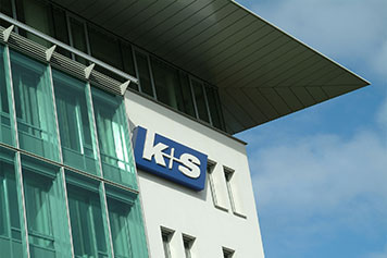 IGZ references: K+S Head Office, Kassel