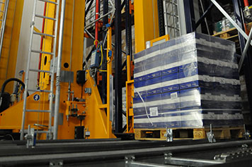 IGZ references: Kupfer pallet conveyor systems