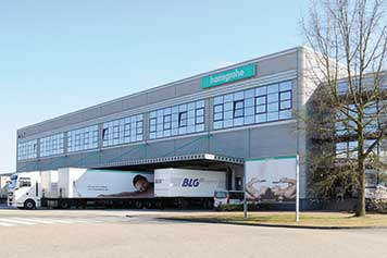 IGZ references: Hansgrohe Logistics Center