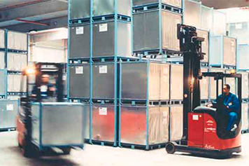 Warehouse management | IGZ